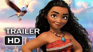 Moana 2 - Lost In New York Trailer (2018) Parody