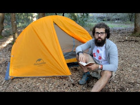 TENDA Singola Naturehike - Piccola ed Economica - Test & Review