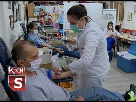 Vanredna akcija dobrovoljnog davanja krvi