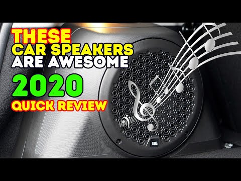 Best Car Speakers 2017