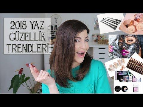 2018 Makyaj ve Güzellik Trendleri | Nihan Güzel