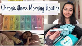 Morning Routine With Chronic illness | Day In The Life