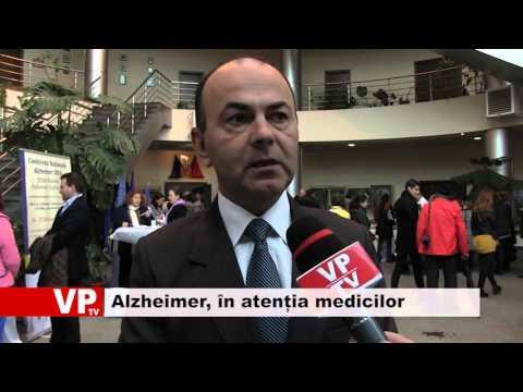 Conferinţă Naţională cu tema Alzheimer