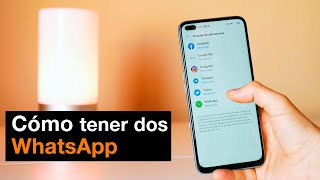 Orange ¡CÓMO TENER 2 WhatsApp en el mismo MÓVIL, en 1 MINUTO! anuncio
