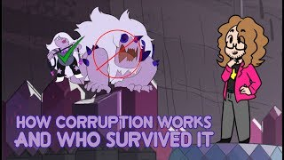 Steven Universe Theory - Corruption and Who Survived It | Theory Thursday