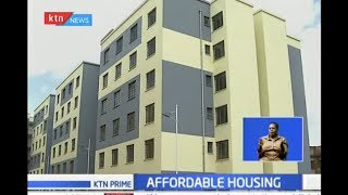 228 units under the Affordable Housing Agenda completed