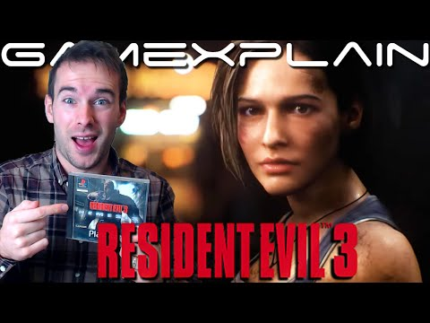 Resident Evil 3 Remake Reveal REACTION (Project REsistance is part of RE3!)