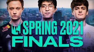 LEC : teaser des finales des playoffs Spring Split 2021