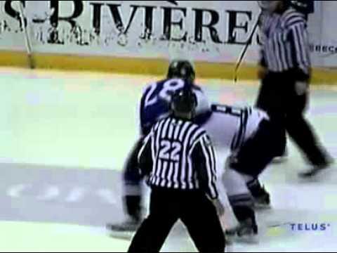 Mitchell Maynard vs. Nathan Beaulieu