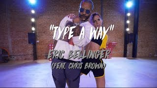 "Eric Bellinger (Feat. Chris Brown & OG Parker) - ""Type A Way"" 
