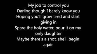 Matt Simons - With you *lyrics*