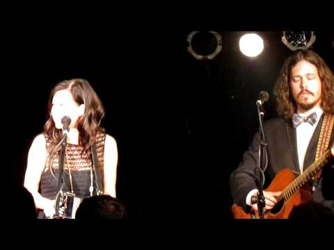 The Civil Wars - The Girl with the Red Balloon - The Bottleneck - Lawrence, KS - 4/22/2011