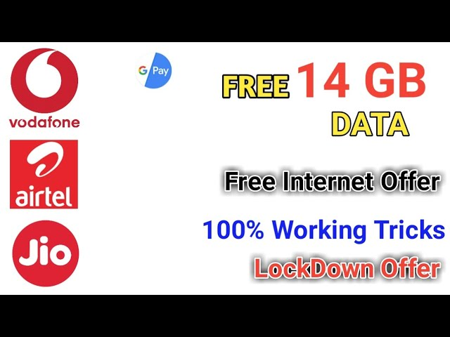 How To Get Free Internet Balance In Vodafone