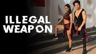 Illegal Weapon | Jasmine Sandlas   Garry Sandhu | Dance Cover | LiveToDance With Sonali Ft Sarang