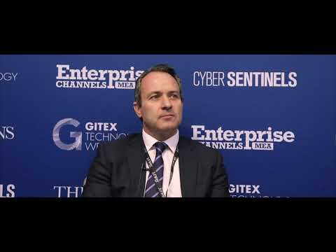 Kristian Kerr, Head of Channel, Alliances and Commercial for EMEA, Juniper Networks