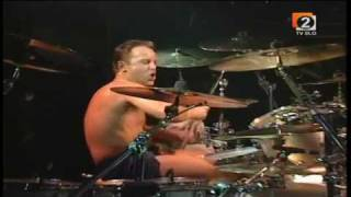 Metallica Of Wolf & Man Live 1997 Hamburg Germany