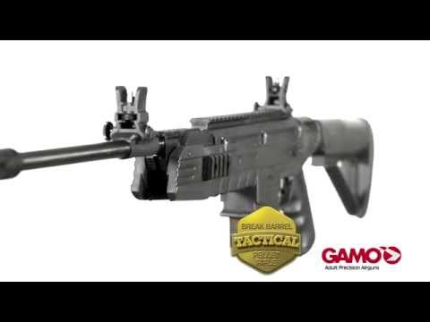 """Gamo Outdoor USA Unveils New """"G-Force Tac"""" Youth Precision Airgun"""