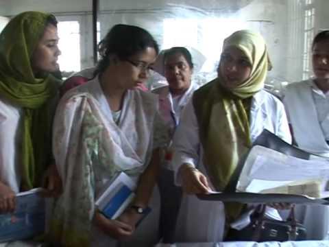 Healing Fistula in Bangladesh