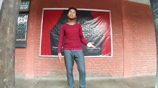 Celebrating Valentine Day... with a hand || Milan Tolangey || Standup Comedy Nepal || LOLneers@ERC