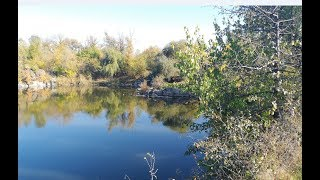 Красивые осенние пейзажи, бабье лето , живописное озеро, релакс
