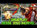 1 Gameplay Desse Jogo Incr vel The King Of Fighters All