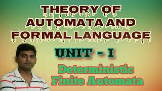 L8:Theory of Automata and Formal Language, Deterministic Finite Automata, What is DFA in hindi