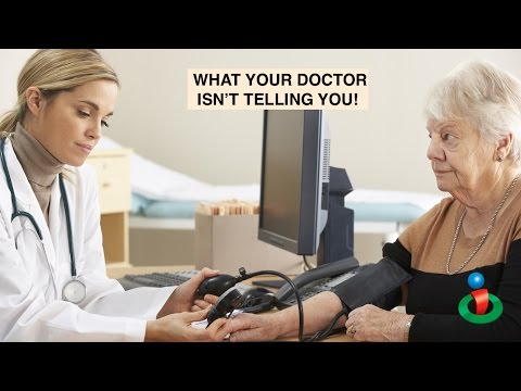 Four Things Your Doctor Didn't Tell You About High Blood Pressure!