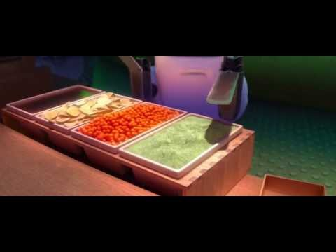 Pixar Cars 2 - Movie Clip: Mater Pistachio Ice Cream (2011) (High Def)