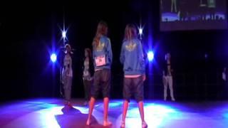 Anna und Sarah - Deutsche DTA Meisterschaft