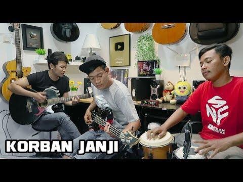, title : '(Guyon Waton) Korban Janji - Nathan Fingerstyle Gitar Cover + Kendang & Bass'