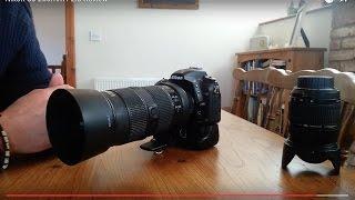 Nikon 80-200mm F2.8 Review