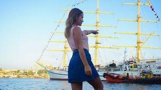 Едем в Севастополь на день ВМФ 2018!  Севастополь БИТКОМ, на набережной негде встать! Салют