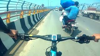 preview picture of video 'On my way home from Guwahati to Mangaldai'