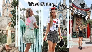 SUMMER LOOKBOOK: OUTFITS TO SURVIVE DISNEY WORLD | Leighannsays | LeighAnnSays
