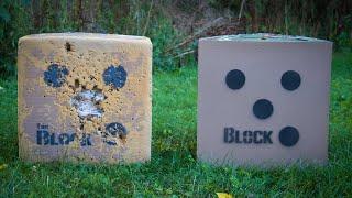 6x6 Block Target - Old VS. New