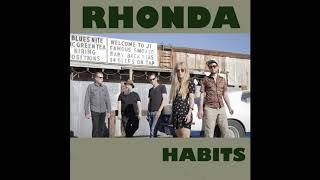 RHONDA   I   HABITS (Official Audio)