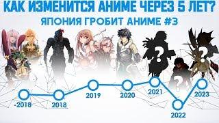 Как изменится аниме через 5 лет? | Новые тренды. Выпуск #3 - Япония Гробит Аниме