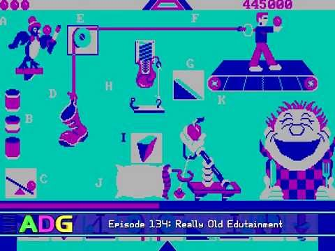 ADG Episode 134 - Really Old Edutainment