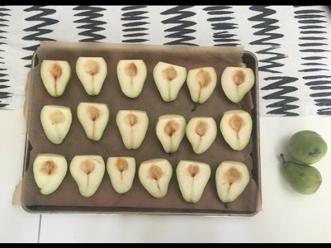 Video Superfood Baked Pear Recipe