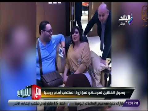العرب اليوم - شاهد: الإعلامي أحمد شوبير ينتقد تواجد الفنانين في معسكر المنتخب المصري