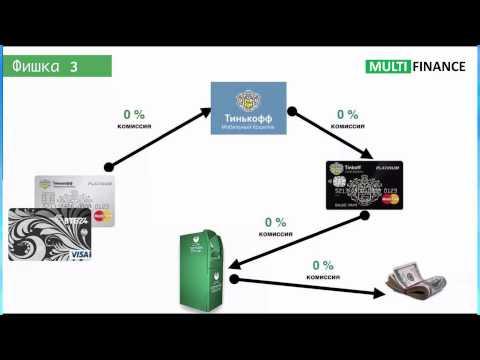 как перевести деньги с кредитной карты тинькофф без комиссии на webmoney