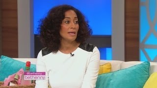 Tracee Ellis Ross Says Diana Is an Amazing Mom