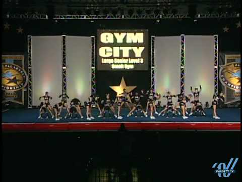 City Lites Allstar Worlds Competition, 1st place!
