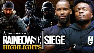 Rainbow Six Siege Highlights