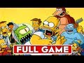 The Simpsons Game Gameplay Walkthrough Part 1 Full Game