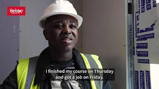 Hoist Operator Interview  (Ant Yapi) - Haringey Construction Partnership