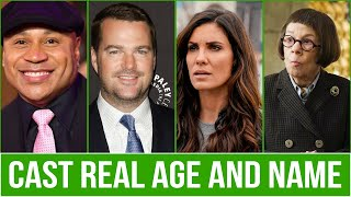 NCIS: Los Angeles Cast Real Age and Name 2020