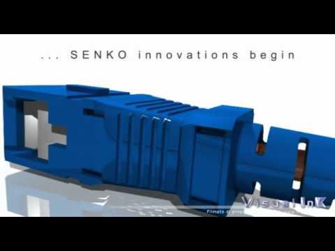Senko Group - Connettori per Fibre Ottiche (Anno 2000)