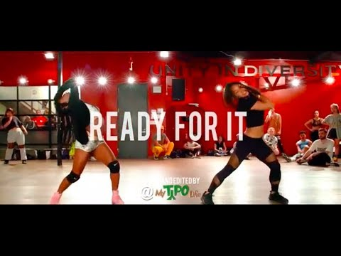 TAYLOR SWIFT / READY FOR IT / BOBBY NEWBERRY CHOREOGRAPHY