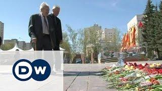 Бывший немецкий военнопленный каждый год ездит в Россию на 9 мая